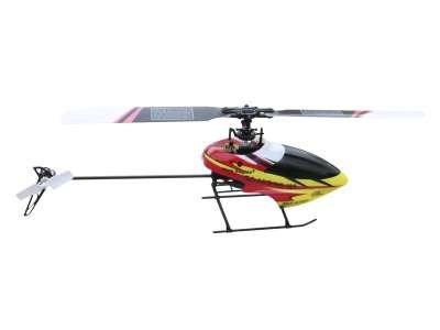 Nine Eagles 25118 - Solo Pro 129 - ferngesteuerter Flybarless Hubschrauber, 2.4 GHz RTF