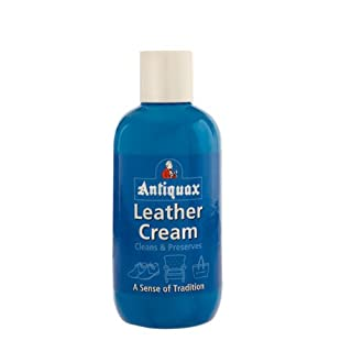 Antiquax 200 ml Leather Cream, Transparent