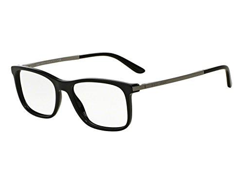 Armani Gestell 7087 501752 (52 mm) schwarz