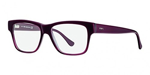 Tod's Herren Tod'S To5097 Brillengestelle, Rot, 53