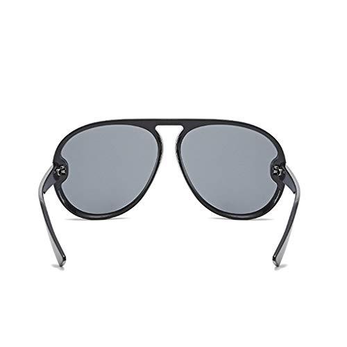 Provide The Best Toad Sonnenbrille Männer Frauen Anti-UV Sonnenbrille mit großem Rahmen Retro runde Gesicht Brillen Brillen