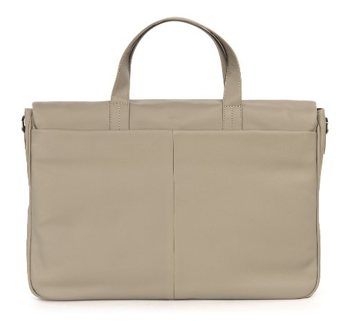 Tucano Tema borsa in vera pelle per MacBook Pro 15 White