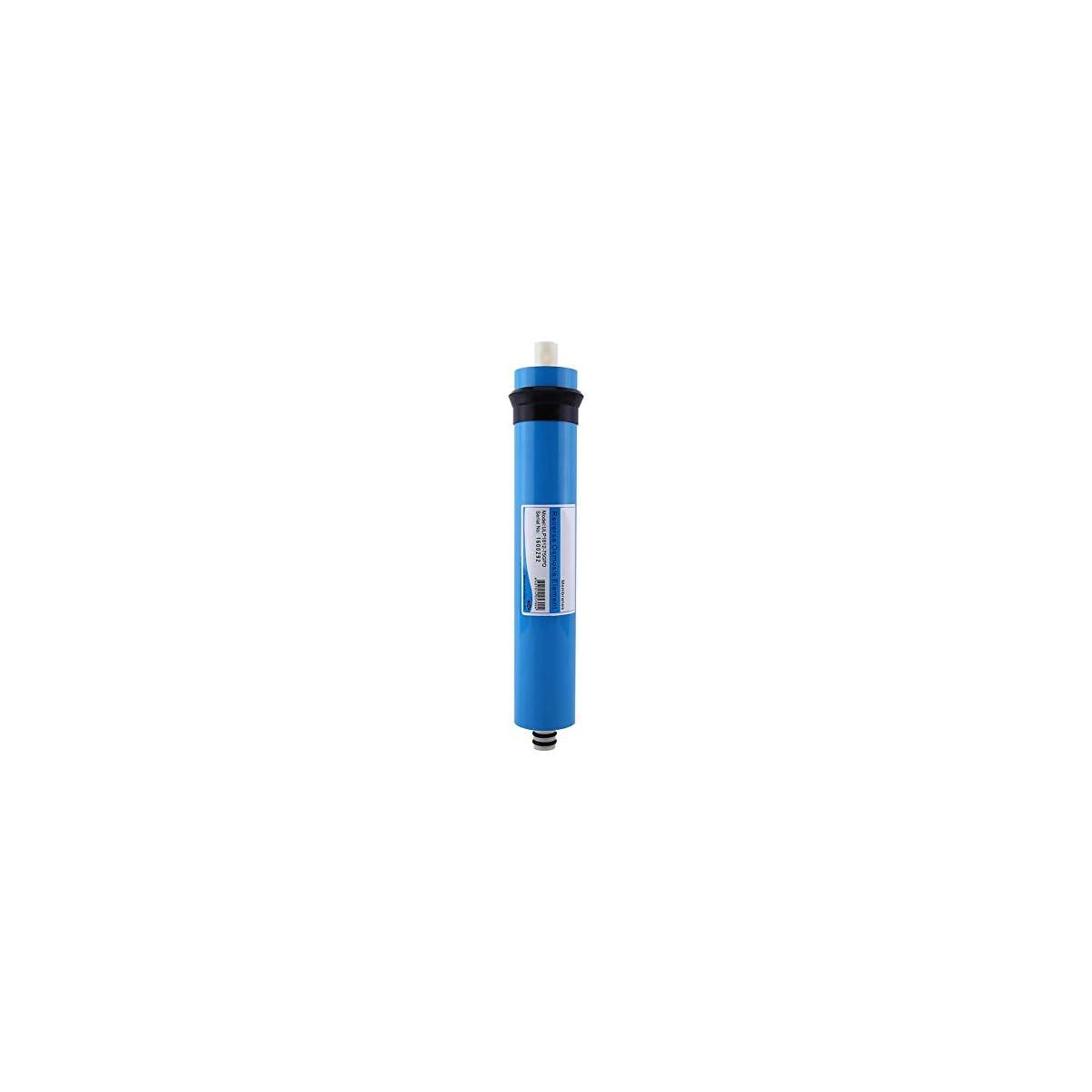 31jvdpv0m3L. SS1200  - Elemento De Ósmosis Inversa Elemento De Membrana Del Filtro De Agua UlP1812 - 75 GPD Anillo-herida Para Hogar Hogar Hospital Laboratorio Filtros de Reemplazo Filtros Azules
