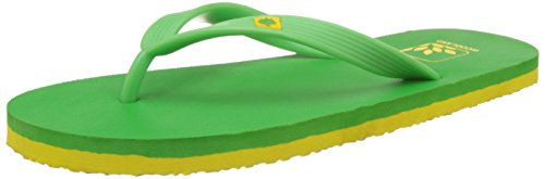 Woodland Men's Amz Green Flip-Flops and House Slippers - 8 UK/India (42 EU)  available at amazon for Rs.236
