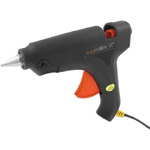 Nos enchufe de CA 100-240V 60W Calefacción eléctrica Melt gatillo pistola de pegamento 1.2M