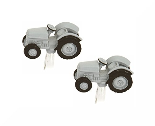 dalaco Country Living boutons de manchette, Tractor Vintage Tractor Vintage