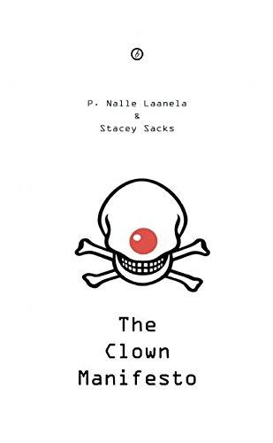 Clown Manifesto por P. Nalle Laanela