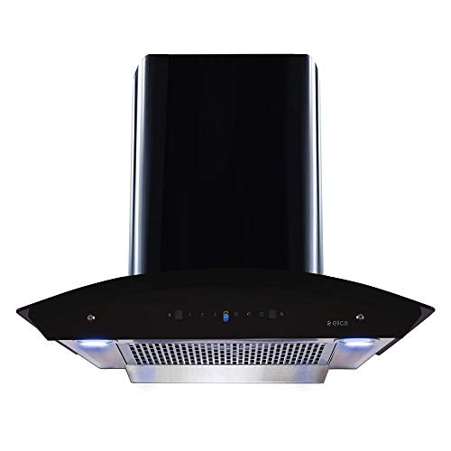 Elica 60 cm 1200 m3/hr Filterless Auto Clean Chimney with...