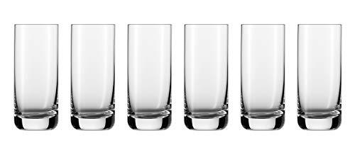 Schott Zwiesel 175495 Longdrinkglas, Glas, transparent, 6 Einheiten