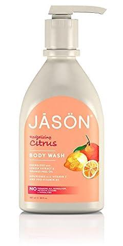 Jason Natural Cosmetics Citrus Body Wash