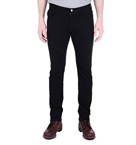 Armani Exchange J13 Slim Fit Jeans 36S Black -