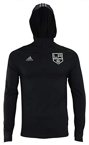 adidas Pittsburgh Penguins Authentic NHL Training Hoody, Herren, Los Angeles Kings, X-Large (Los Angeles Kings Frau)