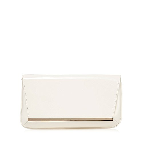 j-by-jasper-conran-womens-ivory-patent-metal-bar-clutch-bag