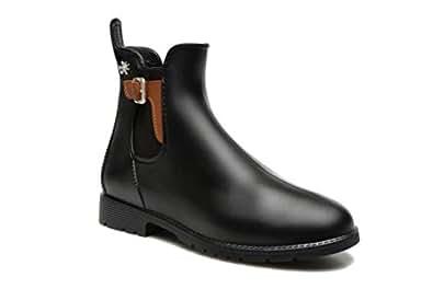 Boots MEDUSE Jumpat noir (40, noir)