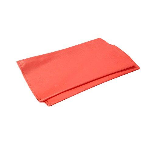 Ouneed® Yoga Pilate Streth Elastique Bande 150 * 15 * 0.35cm Rouge