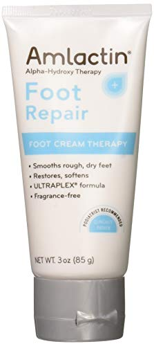 AmLactin Foot Cream Therapy 3 oz Pack of 2 by AmLactin