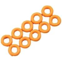 Junta t?rica de silicona MIX aceite Inch 50 (naranja III) K-0336 (Jap?n importaci?n / El paquete y el manual est?n escritos en japon?s)