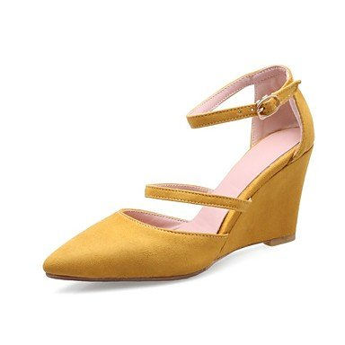 Zormey Sandales Femmes Printemps Automne Chaussures Club Gladiator Chaussures Formelle Nouveauté Semelles Confort Lumineux Personnalisés Office Materialswedding &Amp; Carrière US6 / EU36 / UK4 / CN36