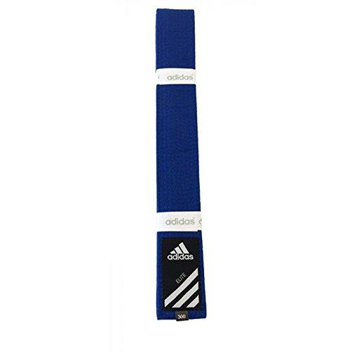 Adidas Elite Belt Gürtel Blau Judogürtel, Karategürtel, Taekwondogürtel