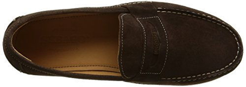 Sebago Conrad Penny, Mocassins (loafers) homme Marron (Dk Brown)