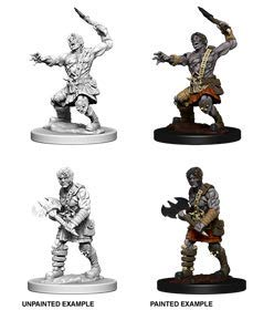 Dungeons & Dragons Nolzur's Marvelous Unpainted Minis: Nameless One