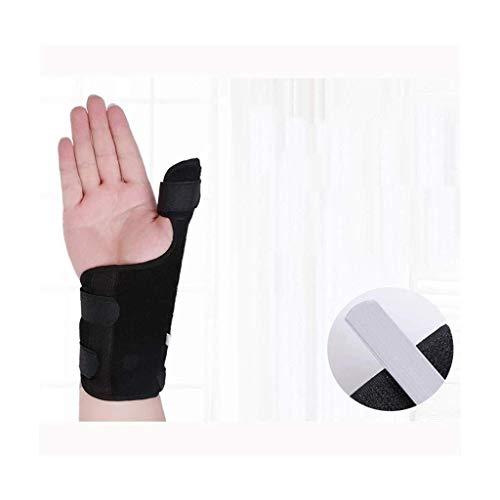 Ccom Atmungsaktive Fingerschiene, Handgelenk Unterstützung Klammer Splint for Karpaltunnel Arthritis Verstauchung 1229 (Size : Medium)