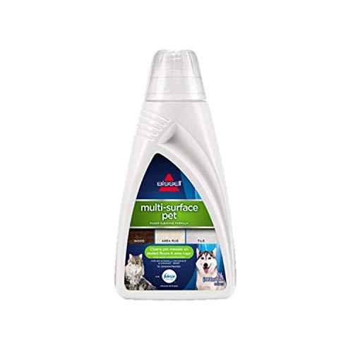 Bissell 2550 Multi-Surface Pet Reinigungsmittel mit Febreze-Duft, speziell für Haustier-Schmutz, für Crosswave, Crosswave Pet Pro und Spinwave, 1 x 1 l