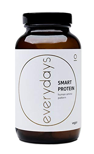 SMART PROTEIN - Hochreines Protein aus kristallinen Aminosäuren - 99{bc3b95723d861aa4cbdce2aff45d51de8ff9b4295fc573333ebb1cdb8ba6288c} Nutzbarkeit - Master Amino Protein (MAP) aus den 8 essentiellen Aminosäuren - vegan - Made in Germany