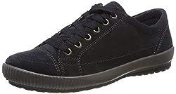 Legero Tanaro Damen Sneakers, Blau (Pacific 80), 43 EU (9 UK)
