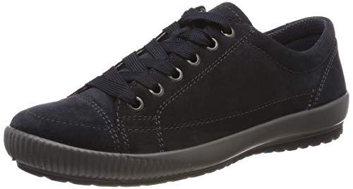 Legero Tanaro Damen Sneakers, Blau (Pacific 80), 40 EU (6.5 UK) (Halbschuhe Leder Damen Schuhe)