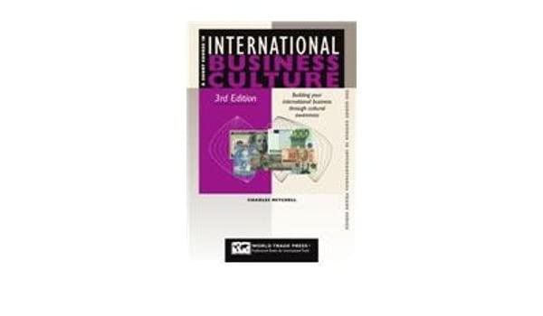 Short Course in International Business Culture: Amazon co uk
