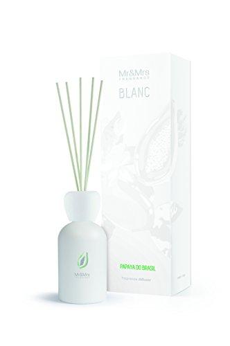 Mr&Mrs Fragrance Refill Blanc Raumduft Duft-Diffusor Düfte 200 ml Papaya Do Brazil (Wäsche Duft Refill)