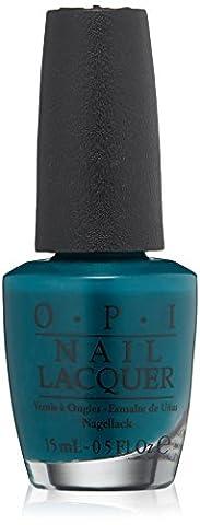 OPI Nagellack Brazil Kollektion , Farblack NLA64, 1er Pack (1 x 15 ml) (Opi Nagellack Grün)