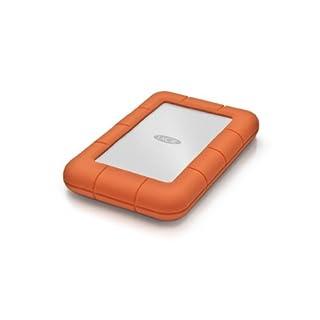 LaCie Rugged Mini Hard disk Esterno USB 3.0, Arancione/Grigio, 2 TB (B00IRV005E)   Amazon price tracker / tracking, Amazon price history charts, Amazon price watches, Amazon price drop alerts