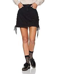 Mini Women s Skirts  Buy Mini Women s Skirts online at best prices ... 53e944e33