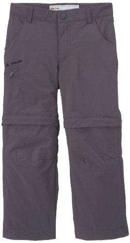 vaude-kinder-hose-detective-zip-off-pants-ii-basalt-134-140-05058