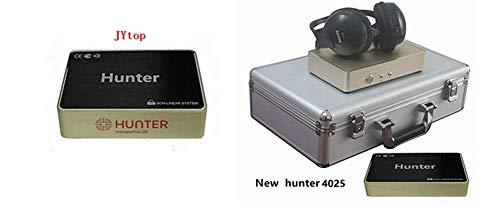 JYtop 2019 New Hunter 4025 Bio Quantum Biophilia Santé Intégrée Non invasive (Anglais)