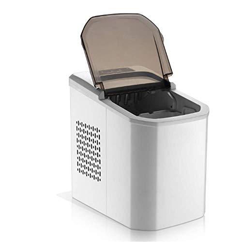 DiaoZhaTian Eismaschine Desktop Home, 8 Minuten schnelles