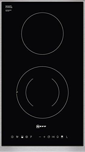 Cocina Neff NTD1326N (eléctrica, empotrada), 2 quemadores, 30,6 cm, radiante.