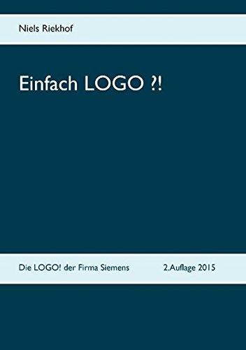 Preisvergleich Produktbild Einfach LOGO ! V2: Die LOGO! der Firma Siemens