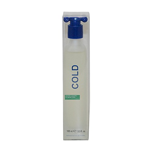 Benetton Benetton Cold For Men Eau de Toilette Perfume Spray -