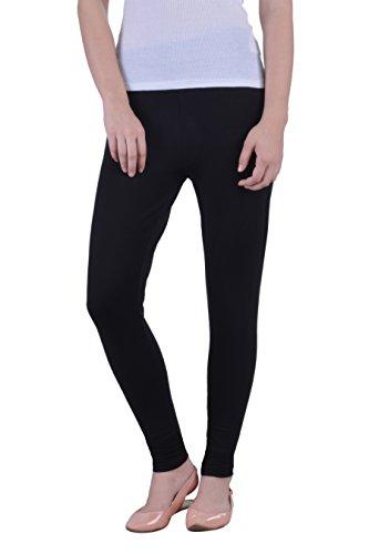 Dollar Missy Black Color Churidar Legging