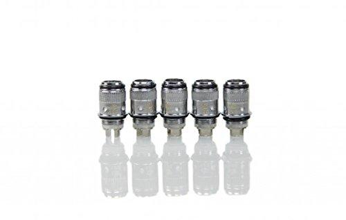 Joyetech eGo One 5 x CL Verdampfer Kopf Atomizer Head 0,5 Ohm (Ohne Nikotin und Tabak frei)