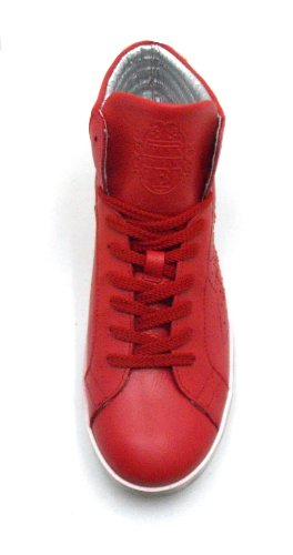 Vero Cuoio Italy , Hi-Top Sneakers femme Rouge - Rouge