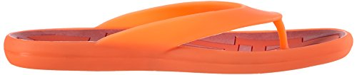 CAMPER Dolphin, Tongs, Homme Orange - Orange (Dark Orange)
