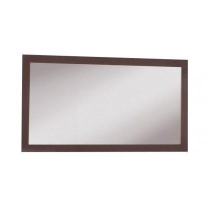 Closet Norte Specchio con Cornice Finitura Wenge. 80x 100cm 60011