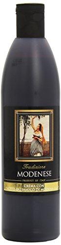 Tradizione Modenese Crema con Vinegre Balsámico de Módena, Contiene Sulfitos - 0,5 l