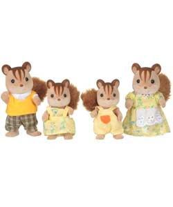 familles Sylvanian Noyer écureuil Famille.