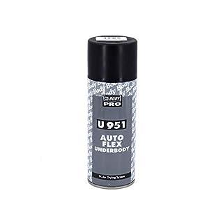 Autoflex Steinschlag HBBody Spray 400 ml - schwarz