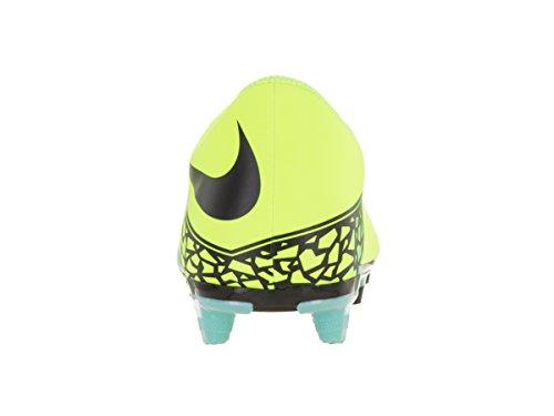Nike Hypervenom Phatal II FG, Chaussures de Football Homme Jaune - Amarillo (Amarillo (Volt/Black-Hyper Turq-Clr Jade))